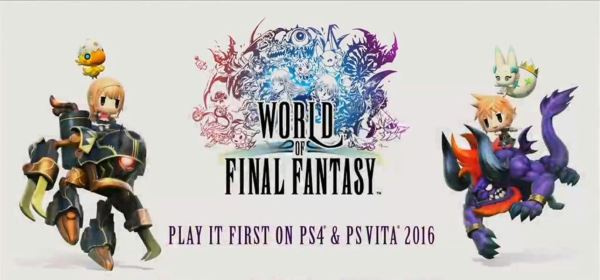 Кряк для World of Final Fantasy v 1.0