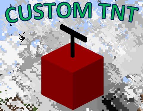 Custom TNT Igniter для Майнкрафт 1.8