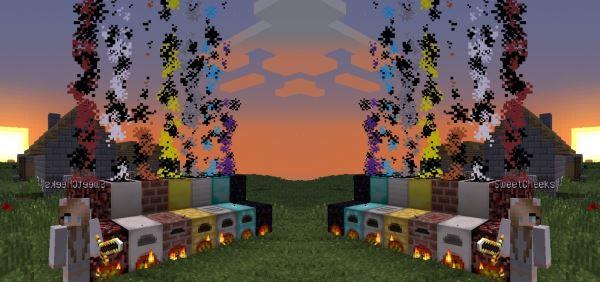 Advanced Chimneys для Майнкрафт 1.10.2