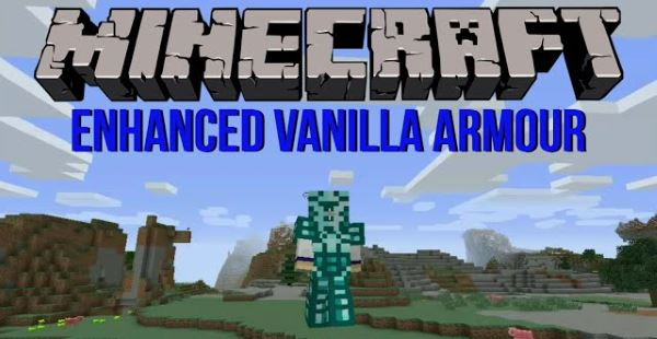 Enhanced Vanilla Armors для Майнкрафт 1.7.10