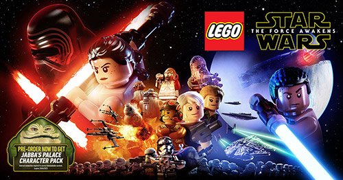 Сохранение для LEGO Star Wars: The Force Awakens (100%)