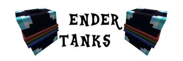 Ender Tanks для Майнкрафт 1.10.2