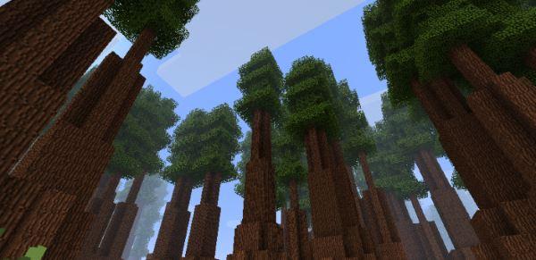Biomes O' Plenty для Майнкрафт 1.10.2