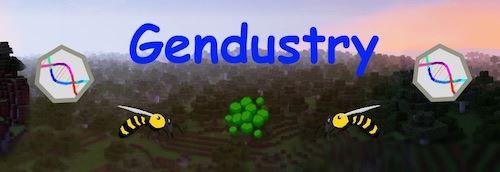 Gendustry для Майнкрафт 1.10.2