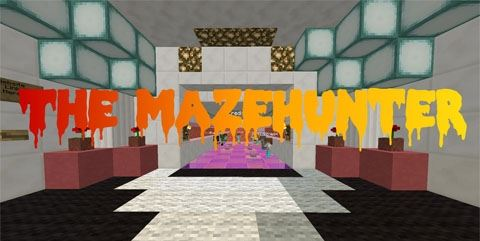 The Maze Hunter для Майнкрафт 1.10.2