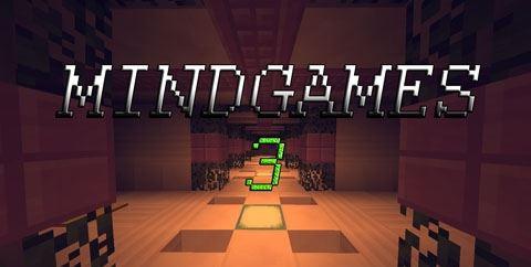 Mindgames 3 для Майнкрафт 1.10.2