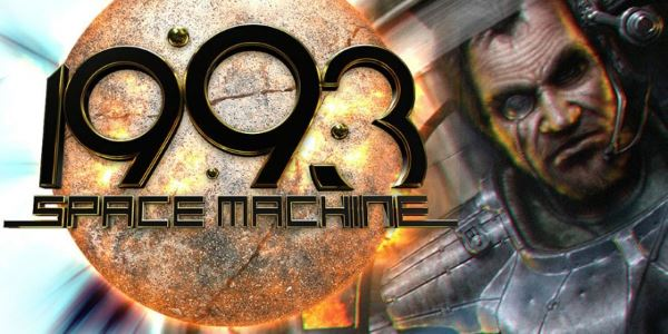 Сохранение для 1993 Space Machine (100%)