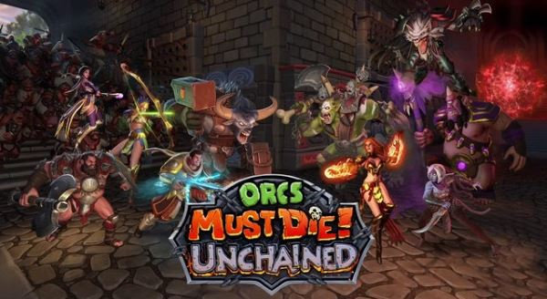 Кряк для Orcs Must Die! Unchained v 1.0