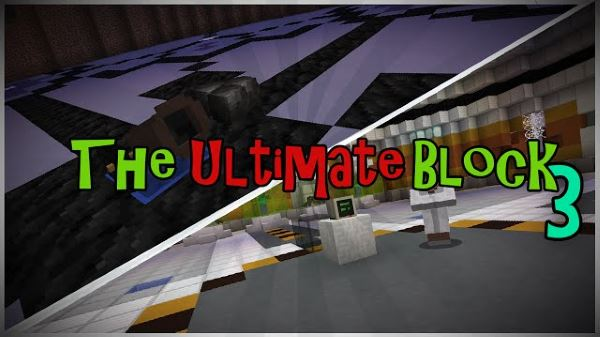 The Ultimate Block 3 для Майнкрафт 1.10.2
