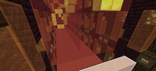 Moving Blocks Parkour II для Майнкрафт 1.9.4