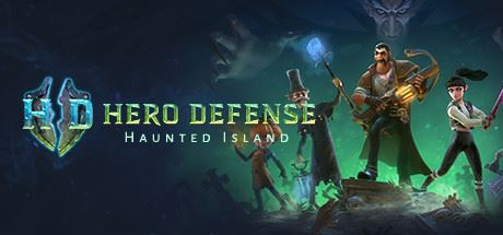 Сохранение для Hero Defense - Haunted Island (100%)