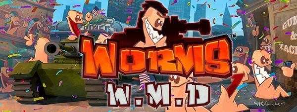 Трейнер для Worms WMD v 1.0 (+3)