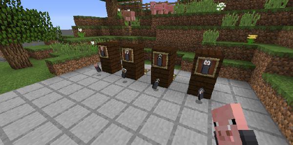 Baconators для Майнкрафт 1.7.10