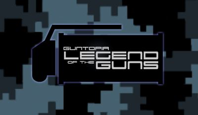 Guntopia Legend of the Guns для Майнкрафт 1.7.10