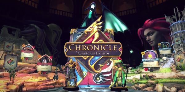Кряк для Chronicle: RuneScape Legends v 1.0