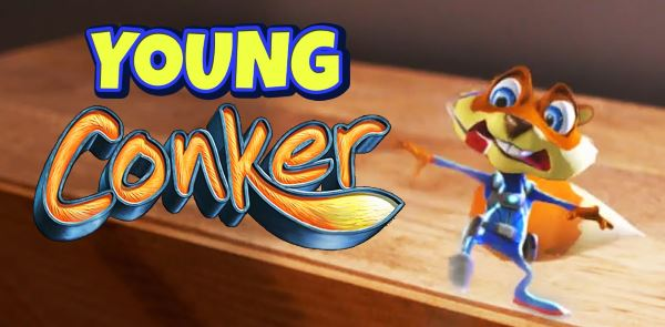Патч для Young Conker v 1.0