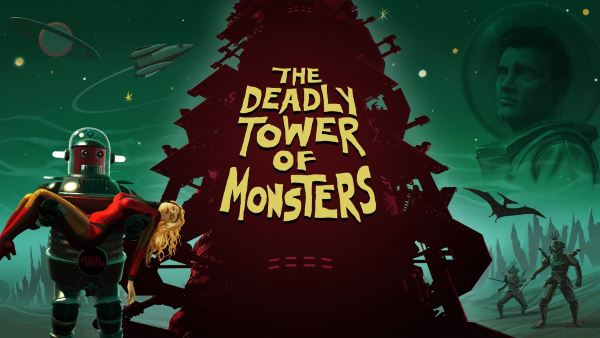 NoDVD для The Deadly Tower of Monsters v 1.0