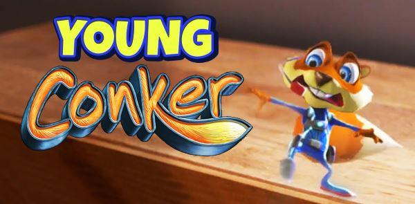 Сохранение для Young Conker (100%)