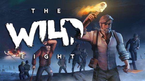NoDVD для The Wild Eight v 1.0