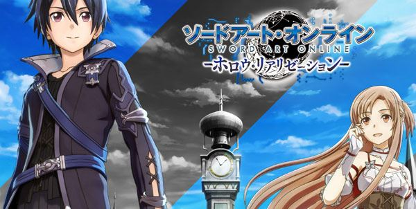 Русификатор для Sword Art Online: Hollow Realization