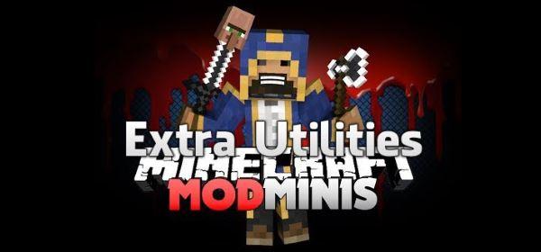 Extra Utilities для Майнкрафт 1.10.2
