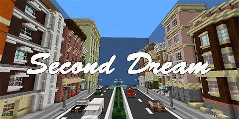 Second Dream для Майнкрафт 1.9.4