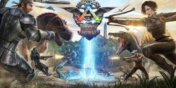 NoDVD для ARK: Survival of the Fittest v 1.0