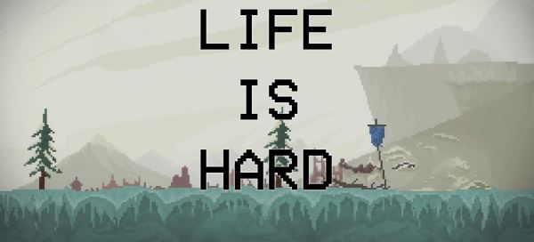 Сохранение для Life is Hard (100%)