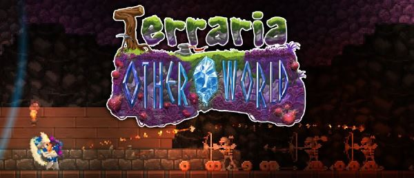 Сохранение для Terraria: Otherworld (100%)