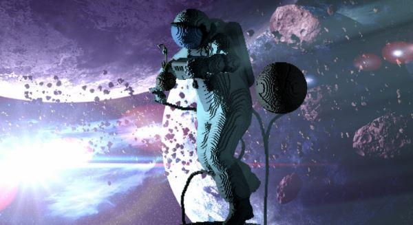 Cosmic Exploration для Майнкрафт 1.10.2