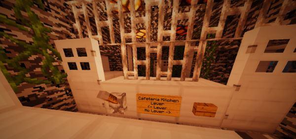Prisoner of War Escape для Майнкрафт 1.10.2