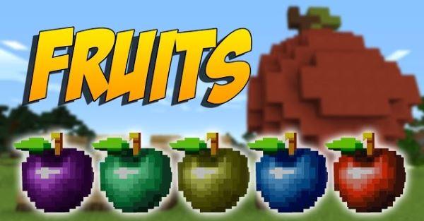 Fruits для Майнкрафт 1.10.2