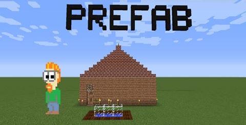 Prefab для Майнкрафт 1.10.2