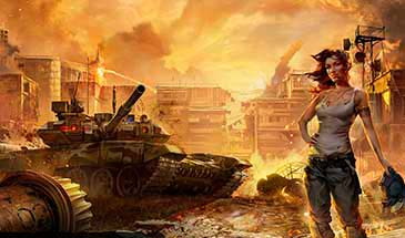 Озвучка из игры Armored Warfare для World of Tanks 0.9.16