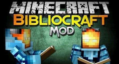 BiblioCraft для Майнкрафт 1.8.9