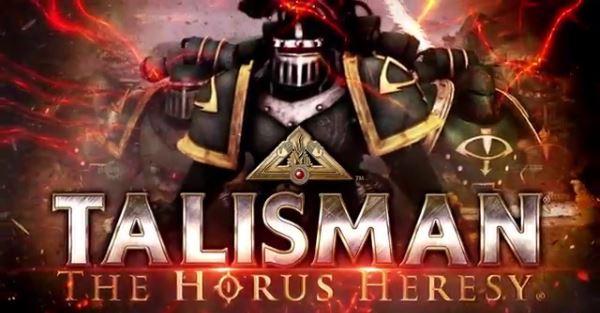 Русификатор для Talisman: The Horus Heresy