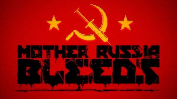 Русификатор для Mother Russia Bleeds