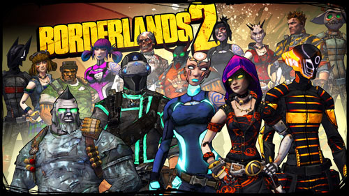 Озвучка из игры Borderlands 2 для World of Tanks 0.9.16