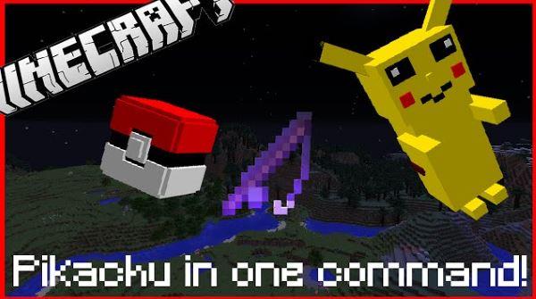 Pikachu Boss Fight для Майнкрафт 1.10.2