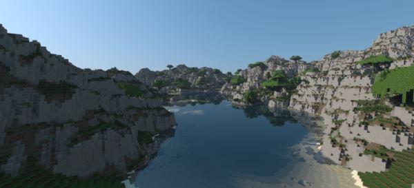 Magic lake для Майнкрафт 1.10.2