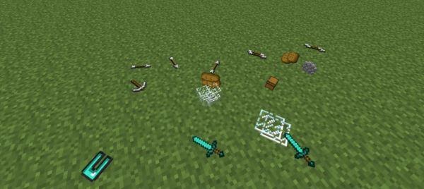 Realistic Item Drops для Майнкрафт 1.10.2