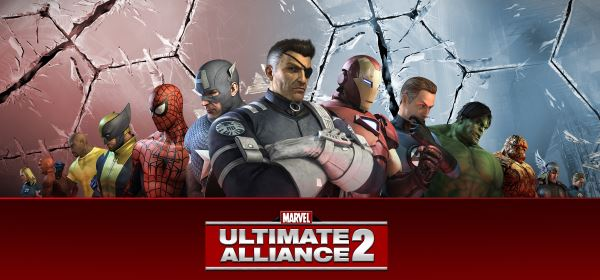 Кряк для Marvel: Ultimate Alliance 2 v 1.0