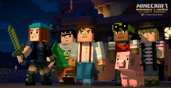 Патч для Minecraft: Story Mode - Episode 7 v 1.0