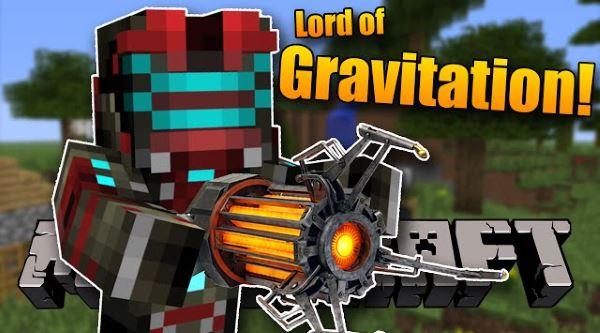 Lord of Gravitation для Майнкрафт 1.10.2