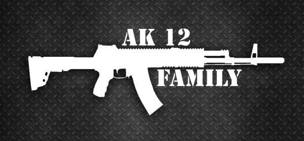 AK-12 Family для Fallout: New Vegas