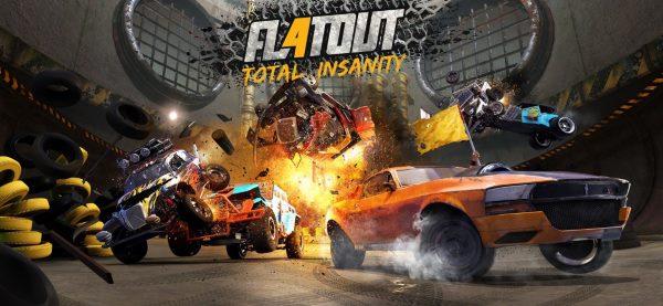 NoDVD для FlatOut 4: Total Insanity v 1.0
