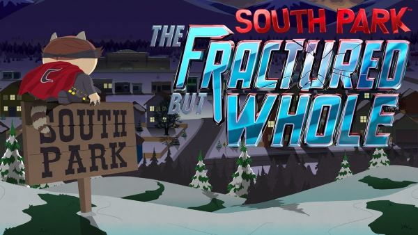 Кряк для South Park: The Fractured but Whole v 1.0