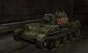 PzV Panther #15 для игры World Of Tanks