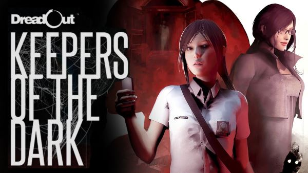 Русификатор для DreadOut: Keepers of The Dark