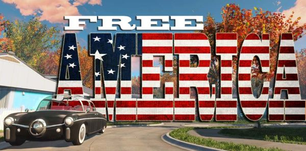 Радио Свободная Америка v 1.1 для Fallout 4